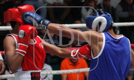 Dos platas más en Nacional de Box de Primera Fuerza