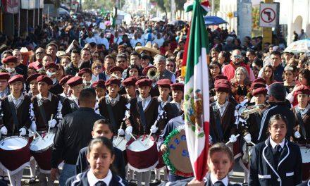 Conmemoran CVIII Aniversario de la Revolución Mexicana en Tizayuca