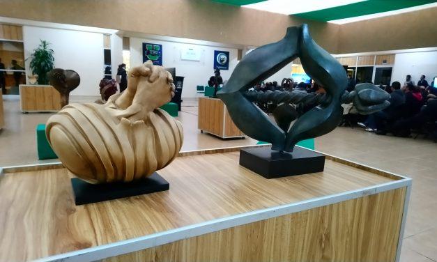 Utec alberga obras del escultor José Sacal Micha