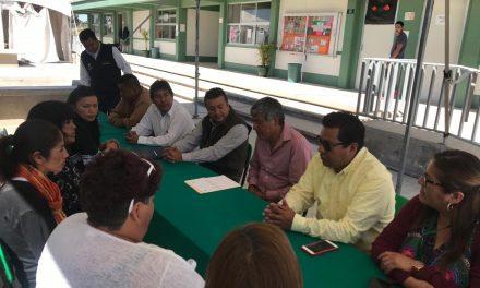 Anuncian trabajos de infraestructura en Cobaeh de Tizayuca