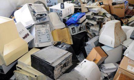 Semarnath recopiló 35 toneladas de aparatos eléctricos para reciclaje