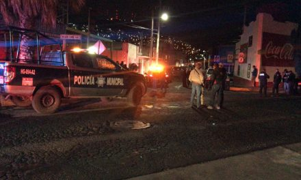 Dos lesionados por arma de fuego en Ramírez Ulloa