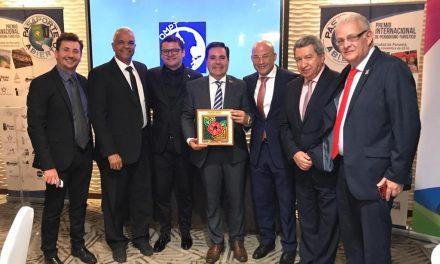 Hidalgo gana Premio Internacional Pasaporte Abierto 2018