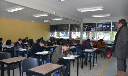670 aspirantes presentan examen de admisión en el ITP