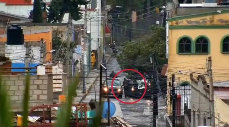 Detienen a presunto desvalijador en Pachuca