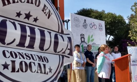 Realizan Primer Festival Hecho en Pachuca