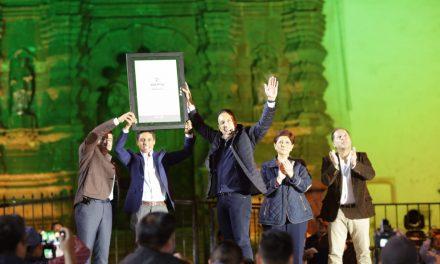 Zimapán recibió denominación como pueblo mágico