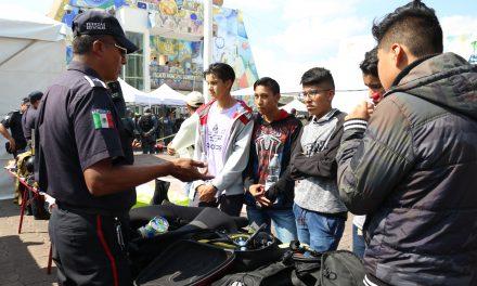 Jóvenes participarán en concurso de prevención del delito
