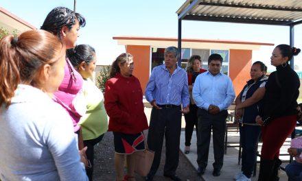 Realizarán techumbre para escuela de Tizayuca