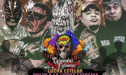 «Noche ofrendas mexicanas» en la Arena Afición
