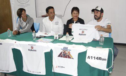 Presentan Campeonato Nacional Máster de Marcha en Ruta