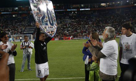 «Me retiro entero, como quiero y agradecido»: Chaco Giménez