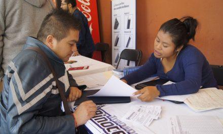 Realizan Micro Feria del Empleo 2018 en Tepeapulco