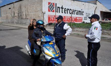 Motociclistas, los más infraccionados por el Programa Salvando Vidas
