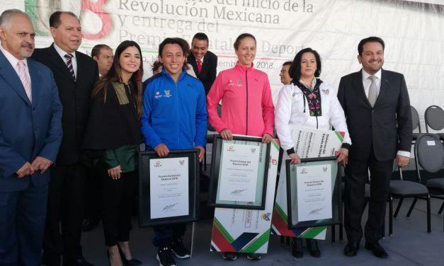 Campuzano, Bonilla y Castillo recibieron PED 2018