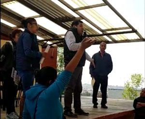 Piden intervención del gobernador en conflicto de escuela de Zempoala