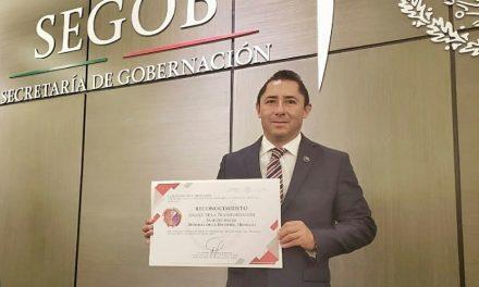 Mineral de la Reforma  gana reconocimiento de INFAED