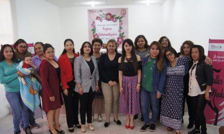 Instalan Red de Mujeres para la Prevención de Violencia, en Tepeapulco