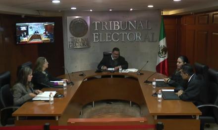 Tribunal desecha acusaciones del PRD contra el Instituto Estatal Electoral