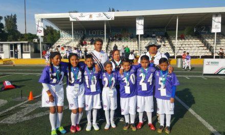 Hidalgo se presentó en Nacional Escolar de Tochito Bandera