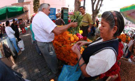 Encarecimiento de productos, limita celebración de Día de Muertos