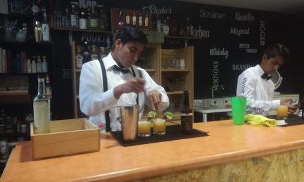 La mixología gana popularidad en Pachuca