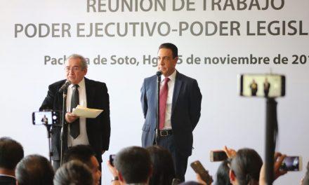 No habrá recorte a presupuesto de Hidalgo