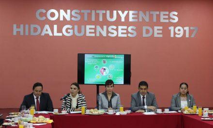 Agenda legislativa del PRI contempla tema de derechos de niños y adolescentes
