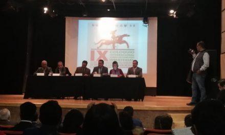 Realizan en Pachuca Coloquio Internacional sobre Patrimonio Inmaterial