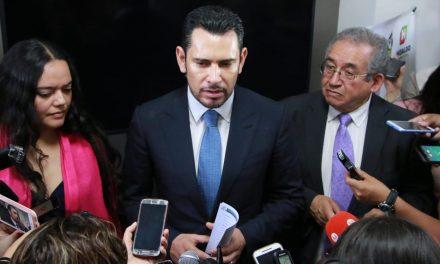 Comparece Israel Félix ante el Congreso de Hidalgo