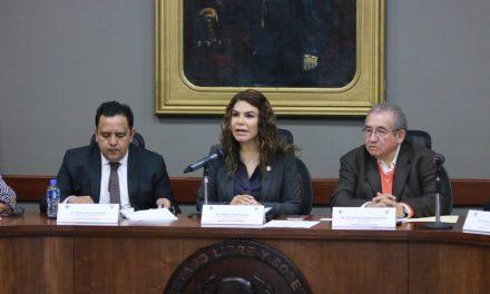 Instalan comisiones que presidirán diputados priistas