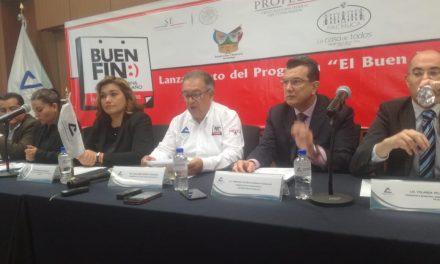 Exhortan a realizar compras de El Buen Fin a comercios locales