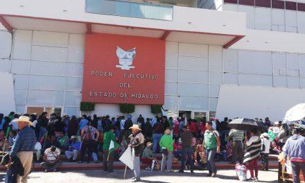 UNTA exige al gobierno estatal que agilice obras de servicios básicos