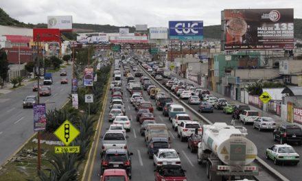 Este lunes inician obras de construcción vial en Bulevar Colosio