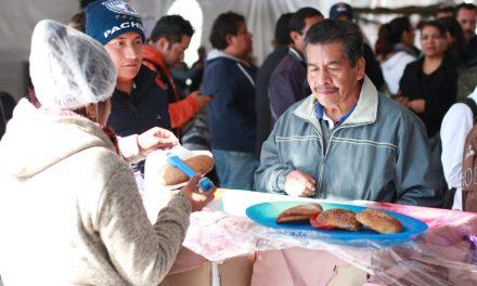 Gran asistencia se registra en la Feria Gastronómica Saborea Hidalgo 2018