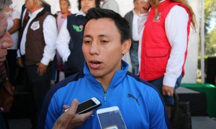 Segundo aire para Nabor Castillo; Olímpicos de 2020, su meta