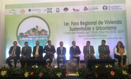 Hidalgo tienen déficit de 20 mil viviendas
