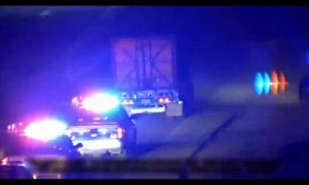 En operativo de videovigilancia, aseguran un camión que trasportaba hidrocarburo