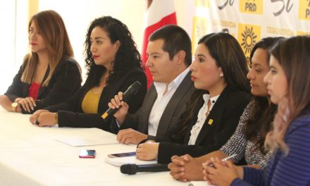Anuncian foro en Hidalgo para la renovación del PRD