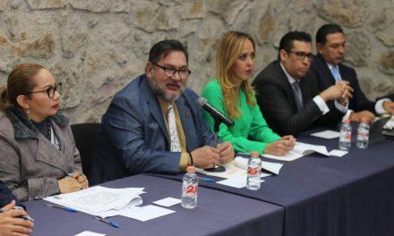 Magistrados piden reforma electoral y autonomía presupuestal