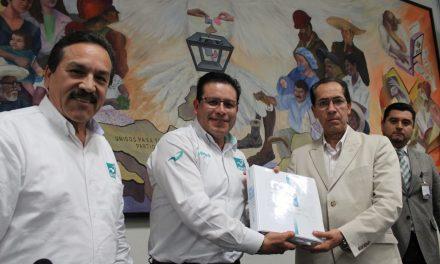 En diciembre, Nueva Alianza Hidalgo recibirá determinación sobre registro