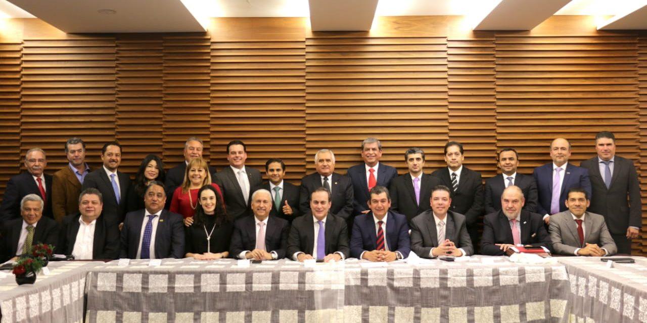 Líderes empresariales coordinan estrategias de acuerdo con el nuevo gobierno