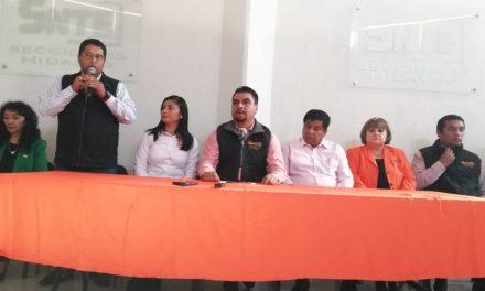 El SNTE se encamina a una política de reconciliación, señala Morales Acosta