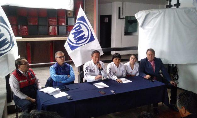 Prisco Manuel Gutiérrez niega coacción para elección de la dirigencia del PAN