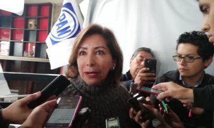 Gloria Romero acusa a la bancada de Morena de tomar decisiones basadas en «ocurrencias «