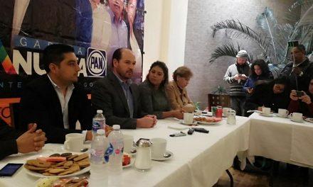 Cancelación de elección, responsabilidad de planilla de Prisco: Cornelio García