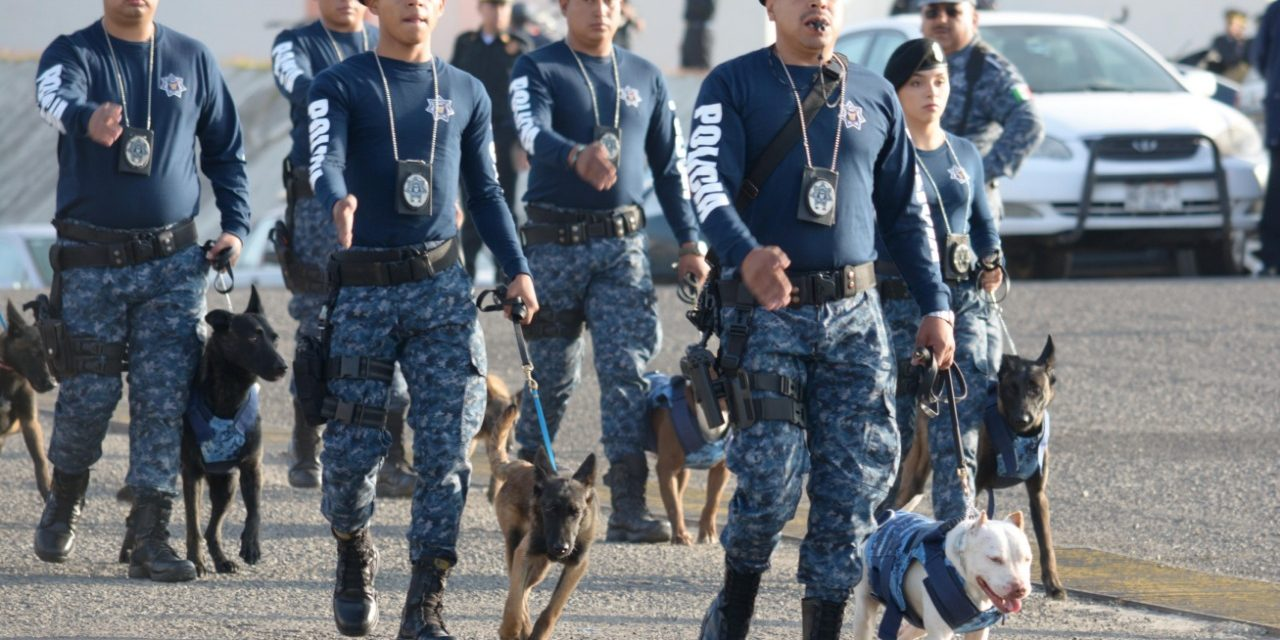 CDHEH lanza convocatoria para otorgar reconocimientos a policías