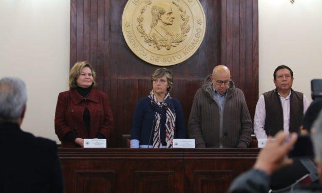 Propuesta para el Presupuesto de Egresos de Pachuca contempla 874 mdp