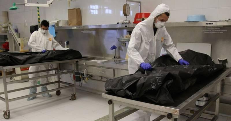 Procurador revela saturación en la morgue de Hidalgo