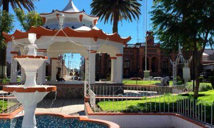 Villa de Tezontepec realiza campaña de cuidado de espacios públicos
